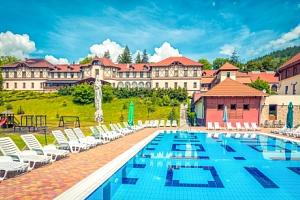 Maďarsko: Erzsebet Park Hotel *** Superior s polopenzí a neomezeným wellness...