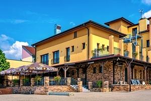Slovácko: Pobyt v Hotelu Lidový dům *** ve Bzenci s polopenzí a nedaleko zámku...