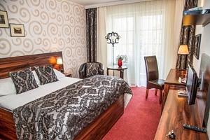 Hotel Morris **** v Novém Boru se spoustou procedur, wellness a polopenzí...