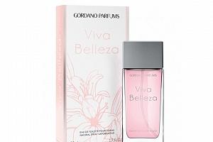 Gordano Parfums Viva Bellaza | Toaletní voda...