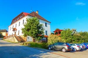 Lipno: Relaxace v Hotelu Hořice na Šumavě s polopenzí a privátním wellness...