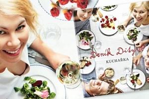 Deník Dity P. - Kuchařka: nezapomenutelné recepty...