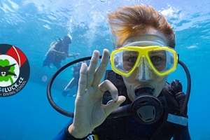Potápěčský kurz s mezinárodní certifikací...