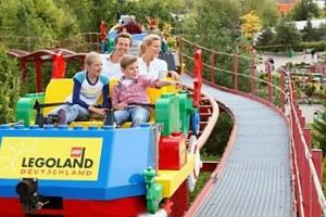 1denní výlet do Legolandu na Český den včetně vstupenky...