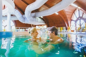 Zalakaros: Hotel Park Inn by Radisson **** s all inclusive a lázněmi neomezeně...