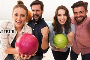 1 hodina bowlingu v Brně až pro 10 osob...