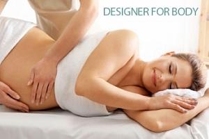 Těhotenská nebo relaxační masáž zad a šíje na Vinohradech...