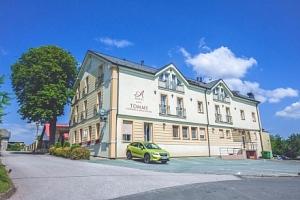 Adršpach: Hotel Tommy *** s polopenzí a wellness s bazénem a vířivkou...
