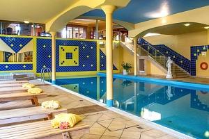 Mimořádně oblíbený Top Hotel Praha**** s wellness...