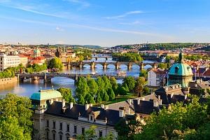 Hotel Meda **** v centru Prahy se snídaní a dítětem do 6 let zdarma...