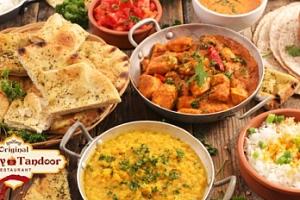 Indická restaurace: speciální menu pro 2 osoby v Karlíně...