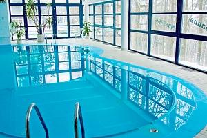 Jižní Čechy ve 4* hotelu v Písku s bazénem, saunou i fitness neomezeně a snídaní...