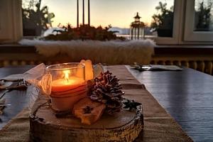 Romantická noc pro 2 osoby se snídaní v Hotelu Salaš v Šenově u Nového Jičína s lahví sektu na…...
