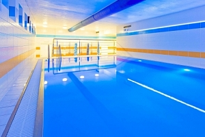 Olomouc v Hotelu Flora *** s polopenzí, bazénem a lázeňskými procedurami...