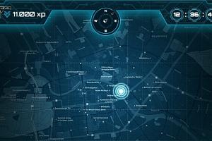 Venkovní úniková hra s rozšířenou realitou Operace Mindfall...