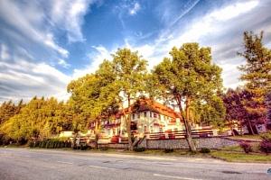 Jižní Čechy: pobyt u přehrady Lipno v Hotelu Kilián *** s polopenzí...
