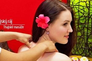 Relaxační masáž dle vašeho výběru v Thajském ráji