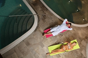 Wellness pobyt pro DVA s neomezeným vstupem do wellness a dalšími procedurami na hotelu…...