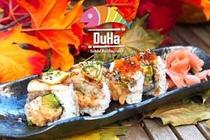 Skvělé sushi sety v restauraci přímo v centru Prahy...