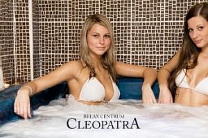 Privátní wellness pro 2 osoby na 60 nebo 120 minut: vířivka, sauna + sekt...