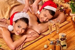 Piešťany: Vánoce či Silvestr v Medical Wellness Hotelu Máj *** s 10 procedurami...