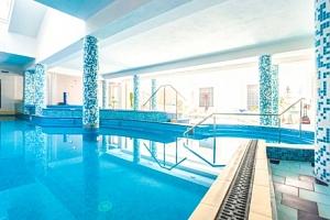 Trenčianske Teplice ve Vile Anna **** s wellness, bazénem Grand a polopenzí...