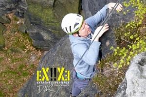 Celodenní lezecký kurz v Labských pískovcích pro 1-3 osoby...