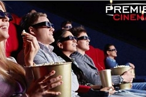 Lístek do Premiere Cinemas v Šantovce na měsíc říjen...