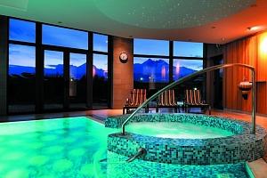 Tatranské wellness v hotelu International****...