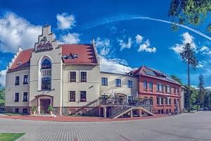 Pobyt v polském hotelu Niemcza SPA*** s neomezeným wellness a polopenzí...