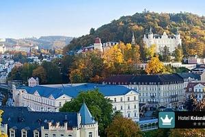 Karlovy Vary: pro 2 osoby na 3 dny vč. stravy, vstupu do lázní...