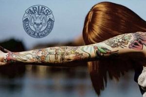 Vysněné tetování či úprava stávajícího v Aries Tattoo Prague...