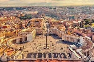 5denní zájezd od Říma až po Capri s výstupem na Vesuv...