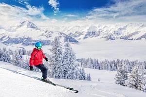 Rakouské Alpy u skiareálů v Hotelu Pruggererhof *** s polopenzí a skibusem...