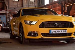 Fordu Mustang GT: spolujezdcem či řidičem na 20-60 minut v Přerově...