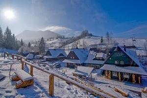 Malá Fatra: Jánošikov dvor v blízkosti skiareálů s polopenzí, saunou a masáží...