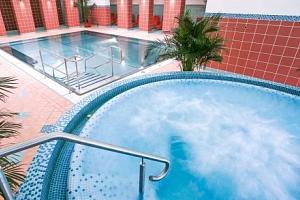Turčianské Teplice: Hotel Rezident *** s polopenzí, aquaparkem a masáží...