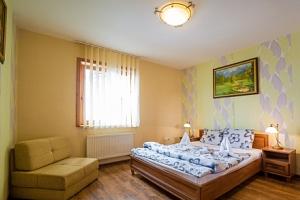 Vysoké Tatry: Hotel Eufória *** s polopenzí, wellness a vstupem do Tricklandie...