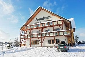 Orlické hory v penzionu s apartmány nedaleko lyžařských středisek s wellness a snídaní...