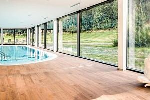 Luxusní Golf & Spa Resort Cihelny**** u Karlových Varů s wellness...