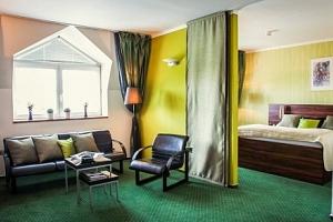 Parkhotel Morris Nový Bor **** s procedurami, wellness, polopenzí + dítě zdarma...