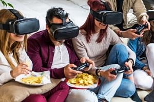 Jedinečná 180minutová narozeninová oslava s virtuální realitou...