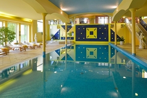 Praha luxusně v TOP HOTELU Praha **** s polopenzí a neomezeným wellness...