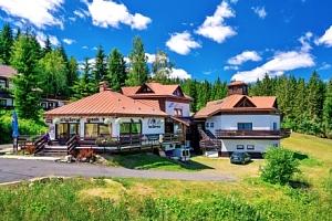 Harrachov: Sport Hotel Bellevue K-180 *** s polopenzí, vstupem do muzea + slevy...