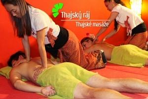 Luxusní párový relax v salonech v centru Prahy...