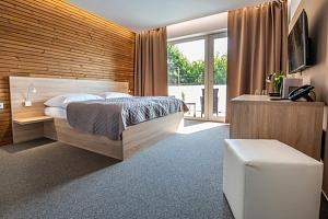 Relax v termálech Malé Bielice v novém hotelu s polopenzí či plnou penzí...