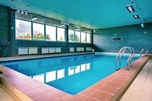 Beskydy poblíž skiareálů: oblíbený Hotel Petr Bezruč *** s polopenzí a bazénem...