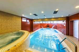 Beskydy: zimní relax v Hotelu Hukvaldy s polopenzí a neomezeným wellness...