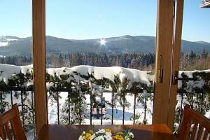 Zima v Hotelu Podlesí s bazénem, vířivkou či masáží...