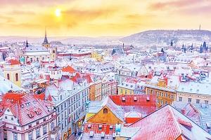 Praha v hostelu v centra města + snídaně nebo polopenze a bowling zdarma...